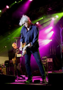Tom Cochrane and Red Rider perform at the Canada Walk of Fame concert