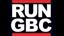 RUN GBC logo, courtesy of the Student Association of George Brown College