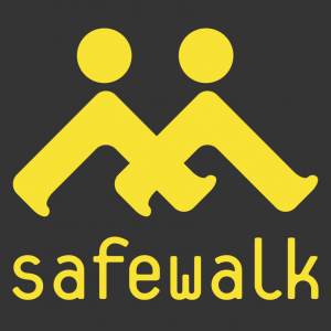 The Safewalk program run by the Student Association escorts students and staff between GBC buildings and nearby TTC stops and parking lots.