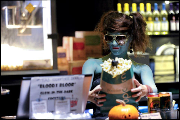 The Zombie Appreication Night at Toronto's After Dark Film Festival serves up some brainy snacks.  Photo: Scott Chalmers