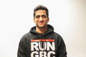 Gagan Deep, candidate for director of public relations.
