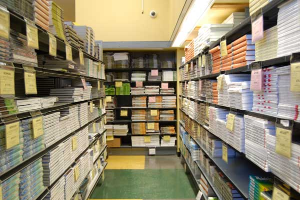The George Brown Campus Bookstore. Photo: Dora Liu/The Dialog