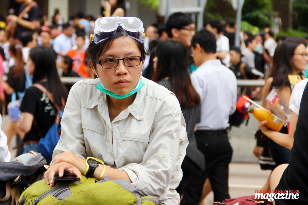 Photo: The Young Reporter (Hong Kong Baptist University)