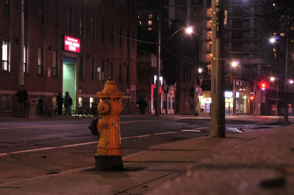 Photo of Sherbourne and Queen. Photo: Marc Falardeau (CC BY 2.0)