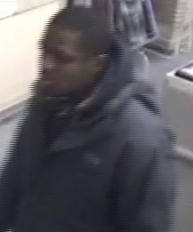 Man wanted in Sexual Assault investigation. Photo: Security Camera courtesy of Toronto Police.