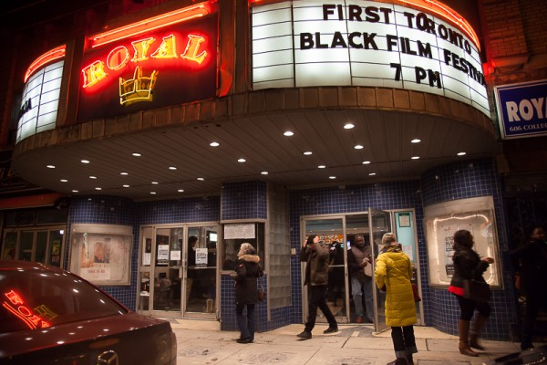 File photo: Toronto Black Film Festival closing night 2013. Photo courtesy of Toronto Black Film Festival.