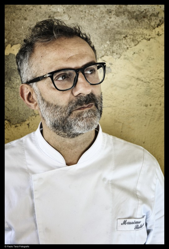 Three-Michelin-star Italian Chef Massimo Bottura is visiting George Brown from March 4 - 6. Photo provided.