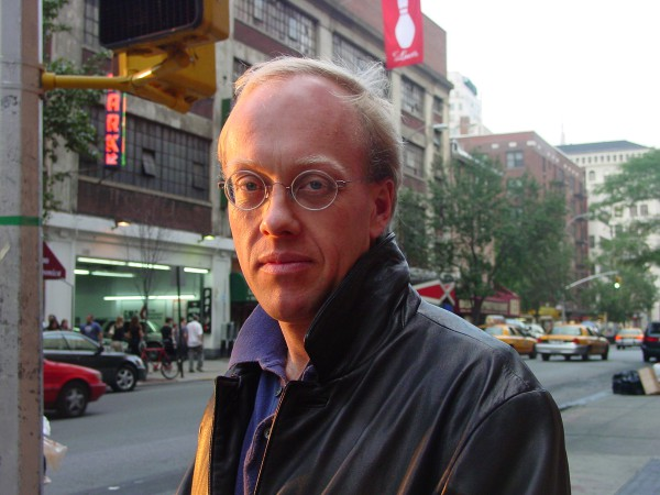 Award-winning journalist and author Chris Hedges will be the keynote speaker at the 2015 Tommy Douglas Institute's conference at George Brown College. Photo courtesy of Chris Hedges.