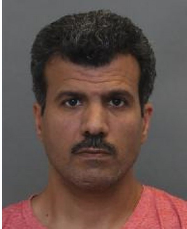 Abdulaziz Albekairi,42, has been charged with sexual assault. Photo provided by  Toronto Police.