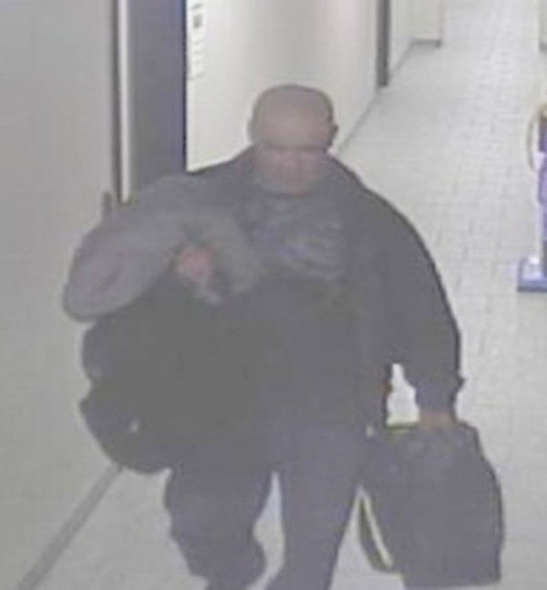 Brennan Wayne Guigue, 45 Wanted in Sexual Assault and robbery with a gun, Violent and dangerous. Photo: Toronto Police