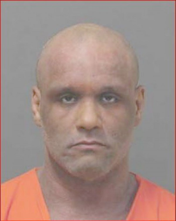 Brennan Wayne Guigue, 45 was arrested in Montreal for sexual assault and robbery with a gun. Photo: Toronto Police