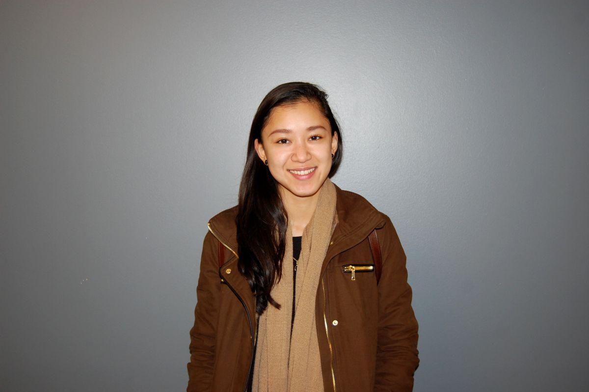 Image of Ana Montelibabo a student of Business Marketing program