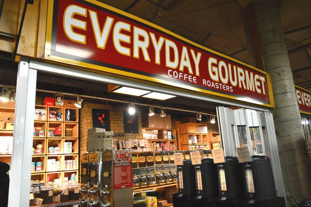 Everyday Gourmet's store front
