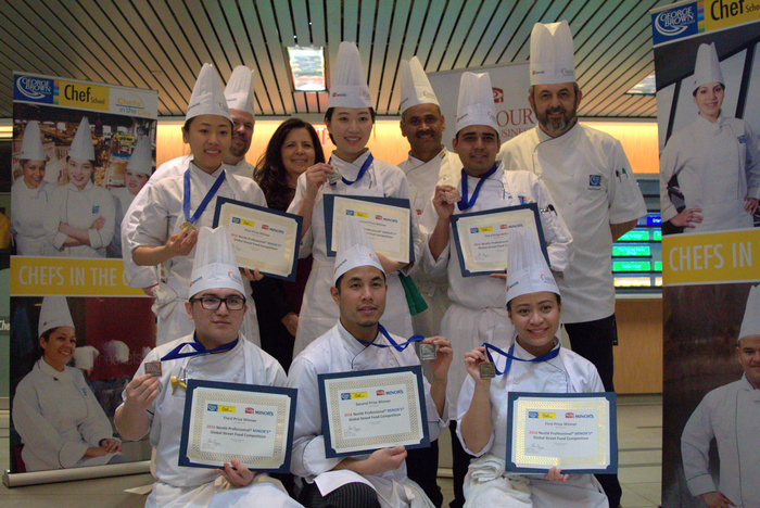Minor's Global Street Food Culinary Competition winners by Aliona Kuts / The Dialog