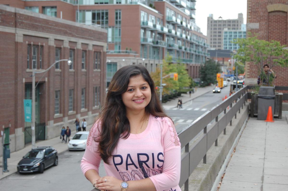 Student spotlight Riddhi Modi