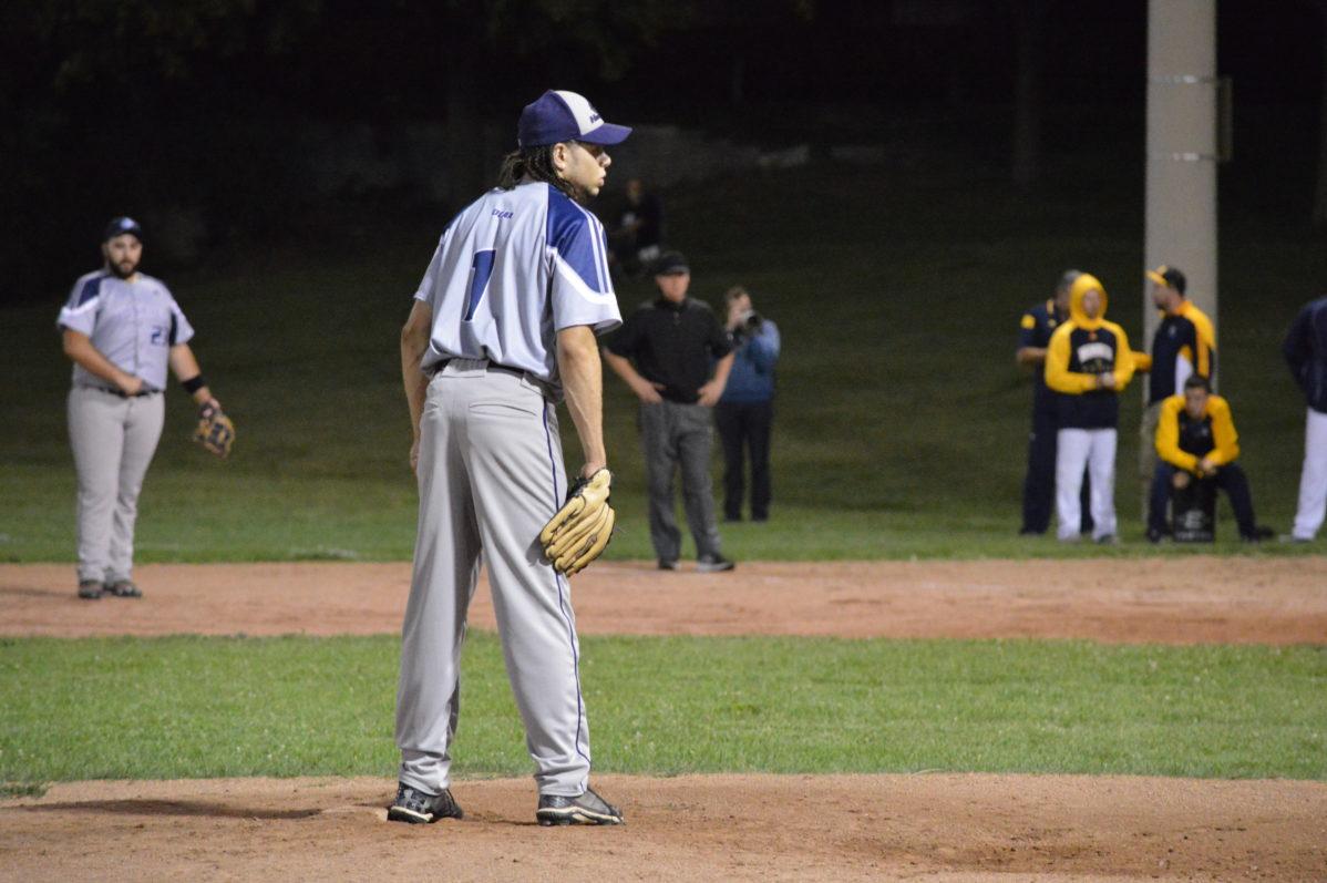 George Brown's Varsity Baseball season begins