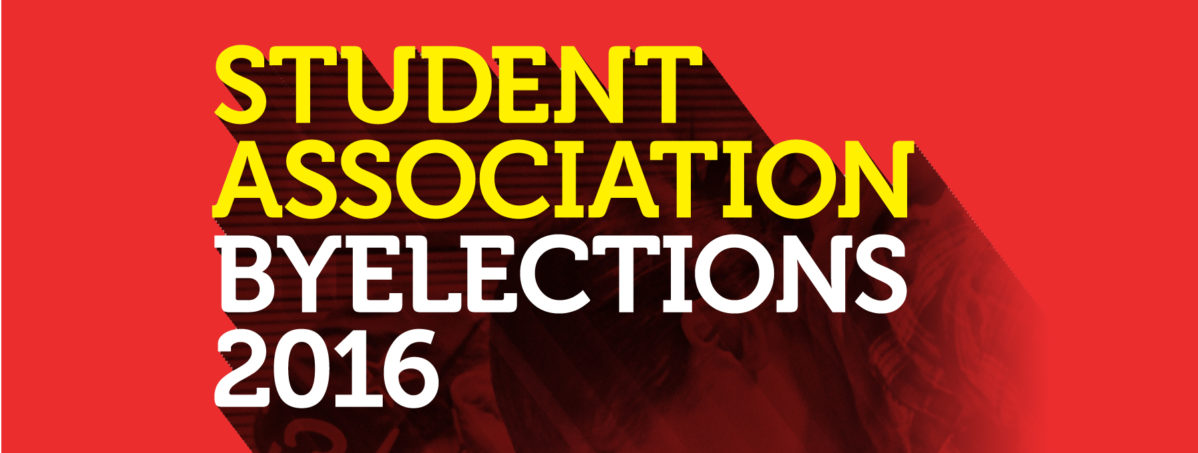Student Association Byelections 2016