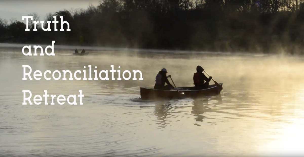 Video: Truth and Reconciliation retreat | The Dialog