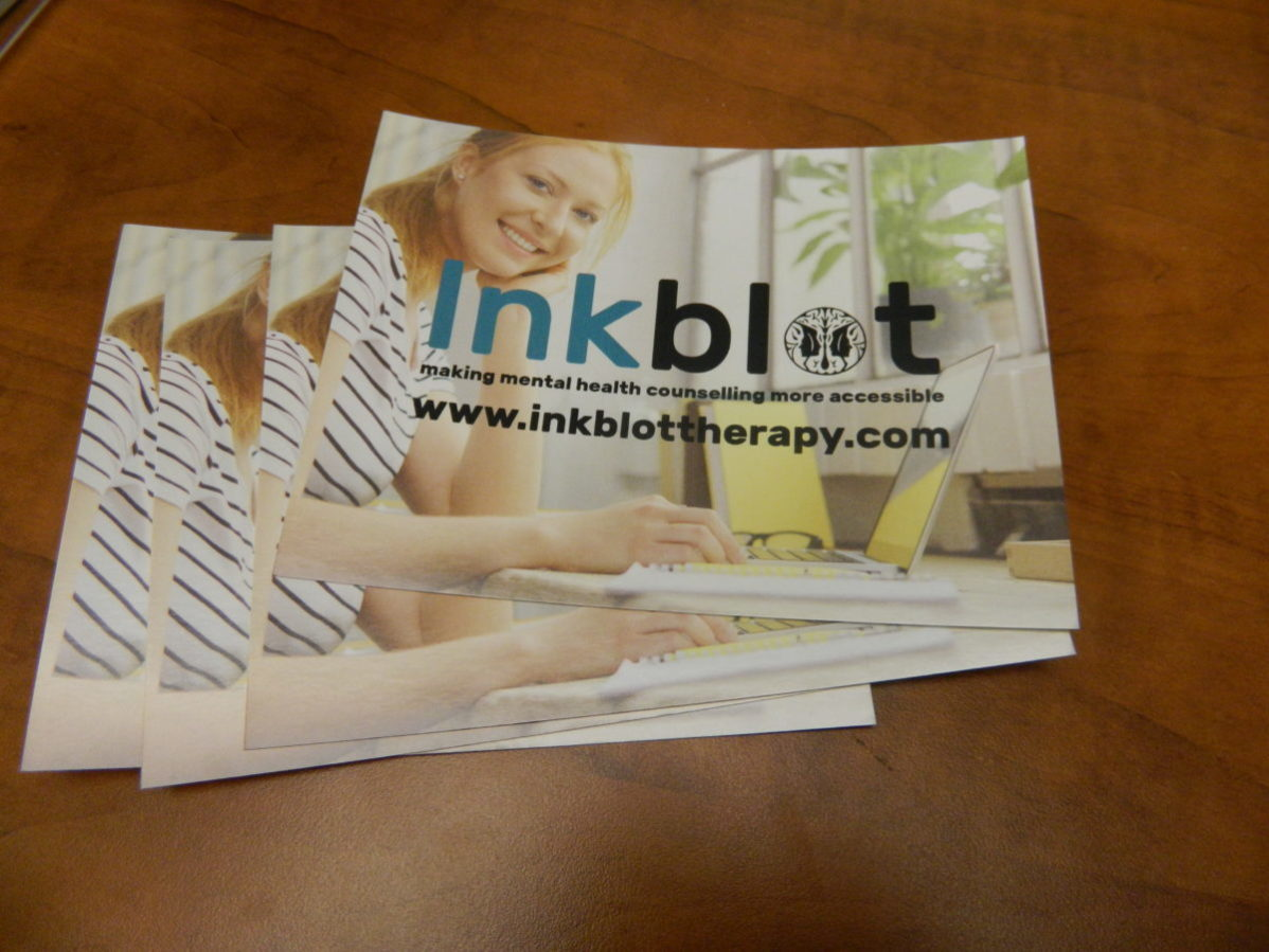inkblottherapy.com is an online counselling service