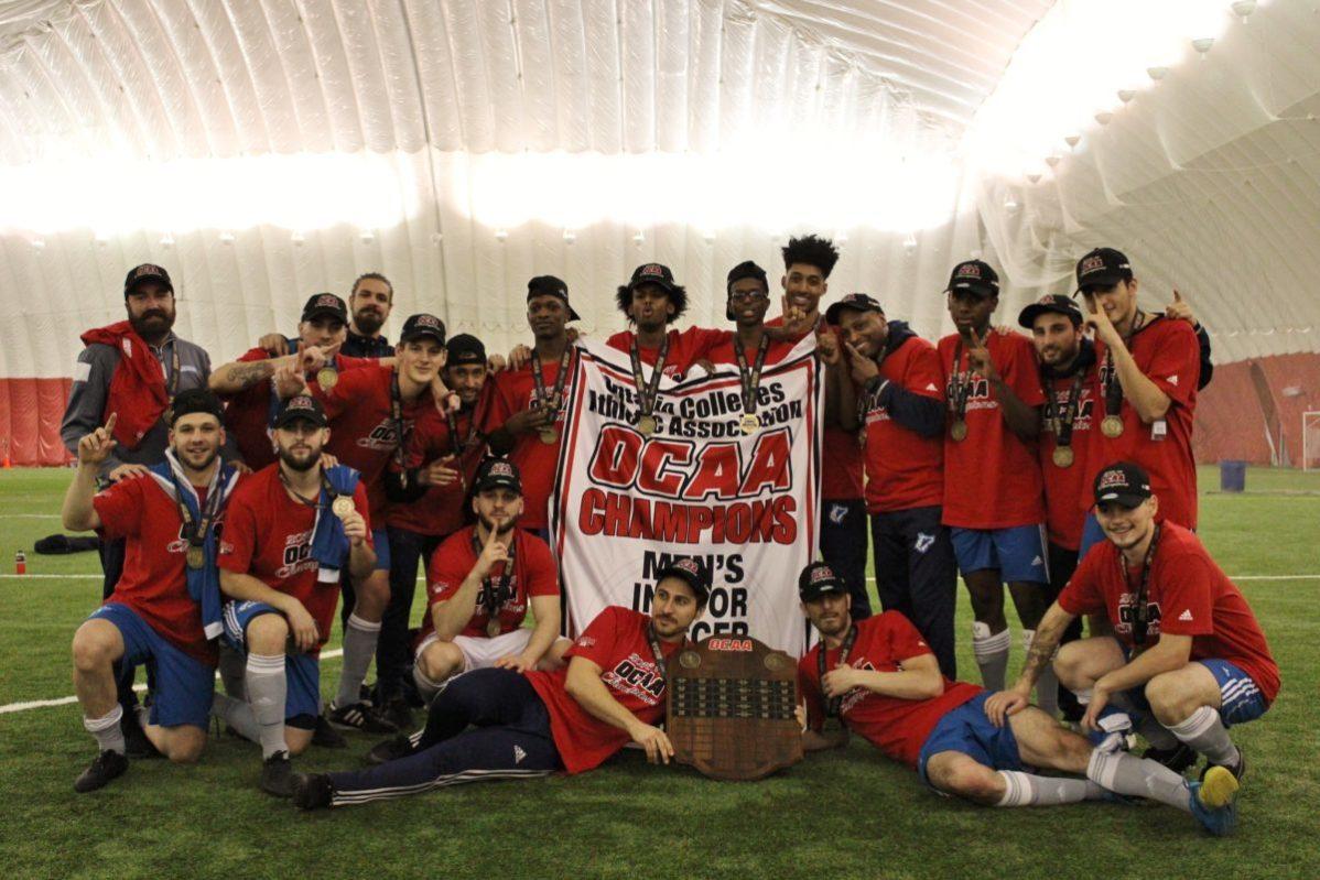 Huskies win OCAA Championship