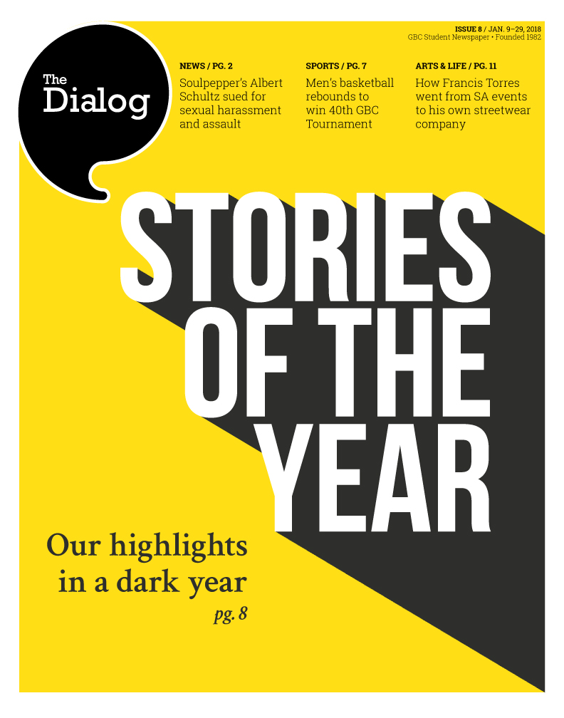 The Dialog  Jan. 9 to 29, 2018