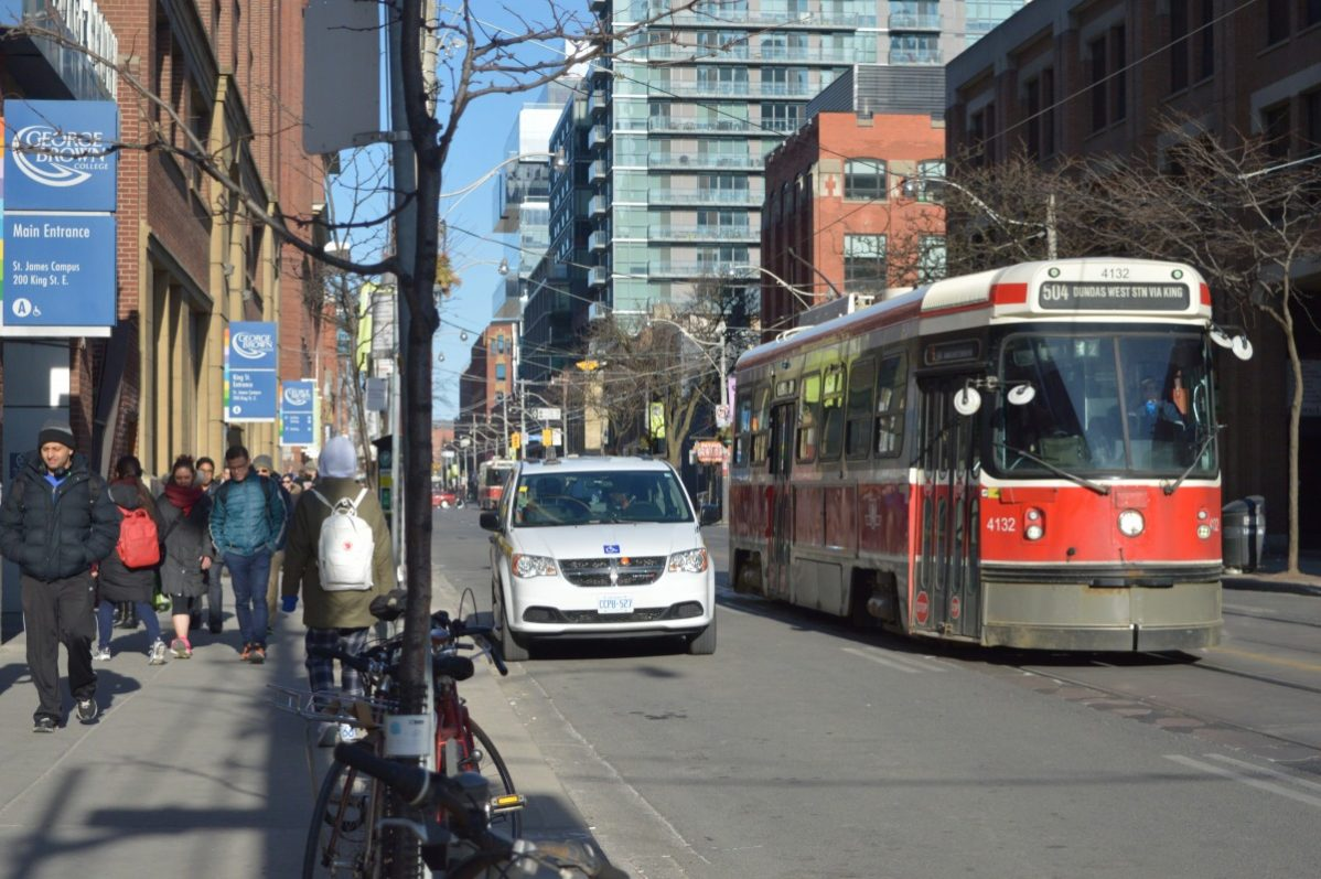 The TTC board approved a plan that could see all full-time students at George Brown College paying $70 for a monthly pass.