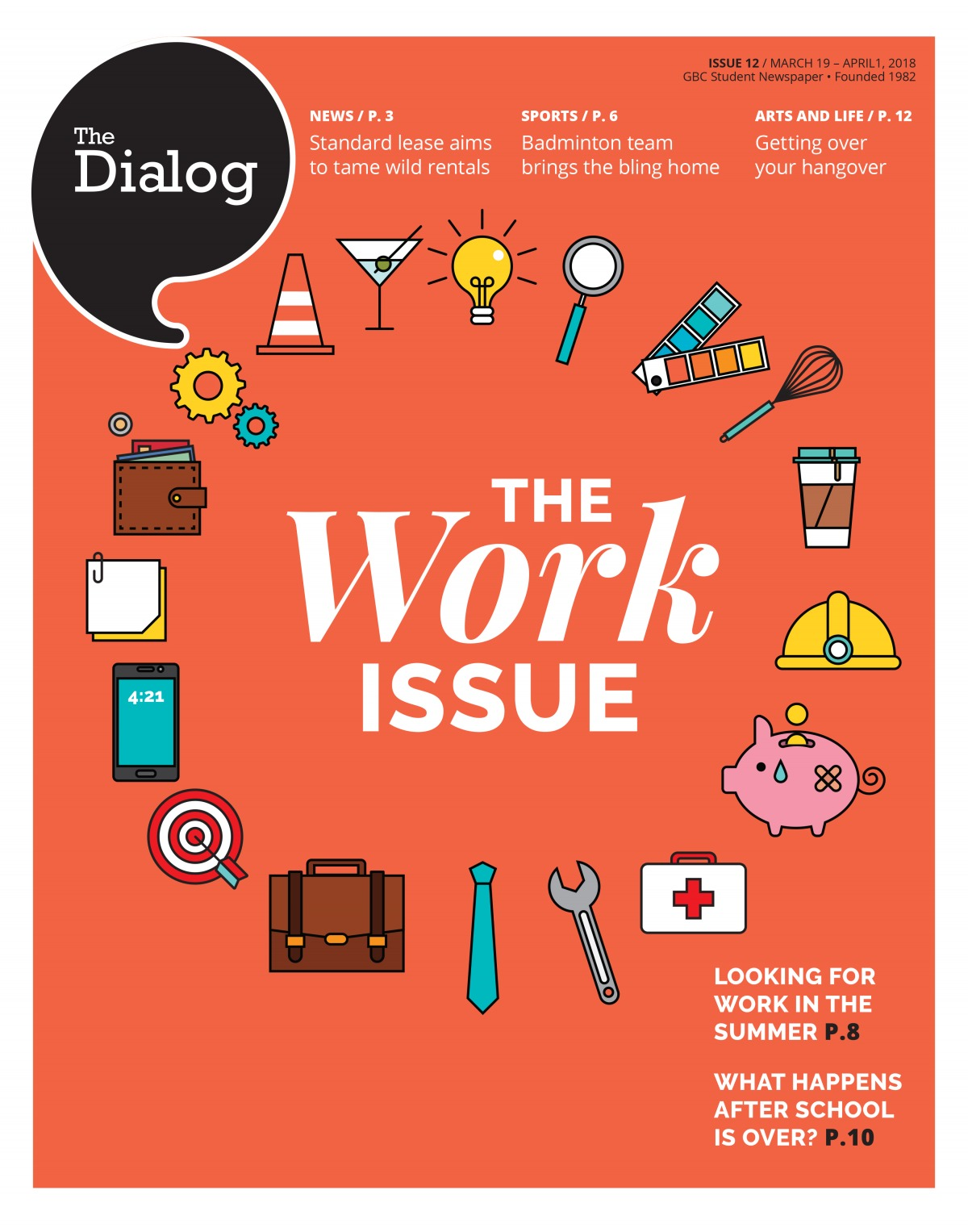 The Dialog March 19 to April 1, 2018